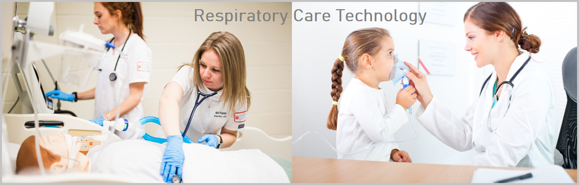 Respiratory care technology admission